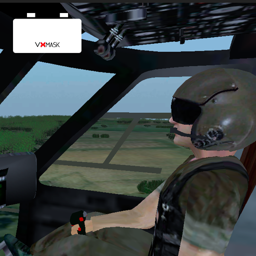 Icon của sản phẩm trên Store MVR: Helicopter VR