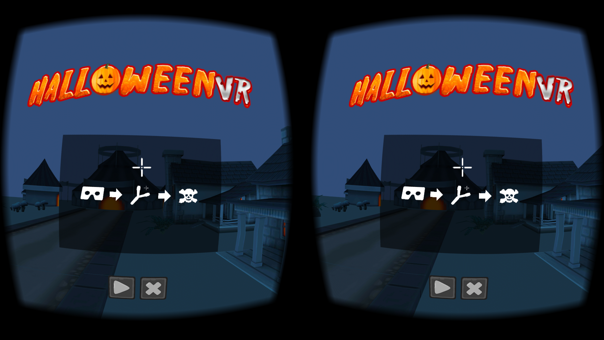 screenshot 3 HALLOWEEN  VR content image